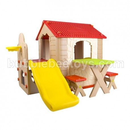 Haenim Fun Park Kids Playhouse