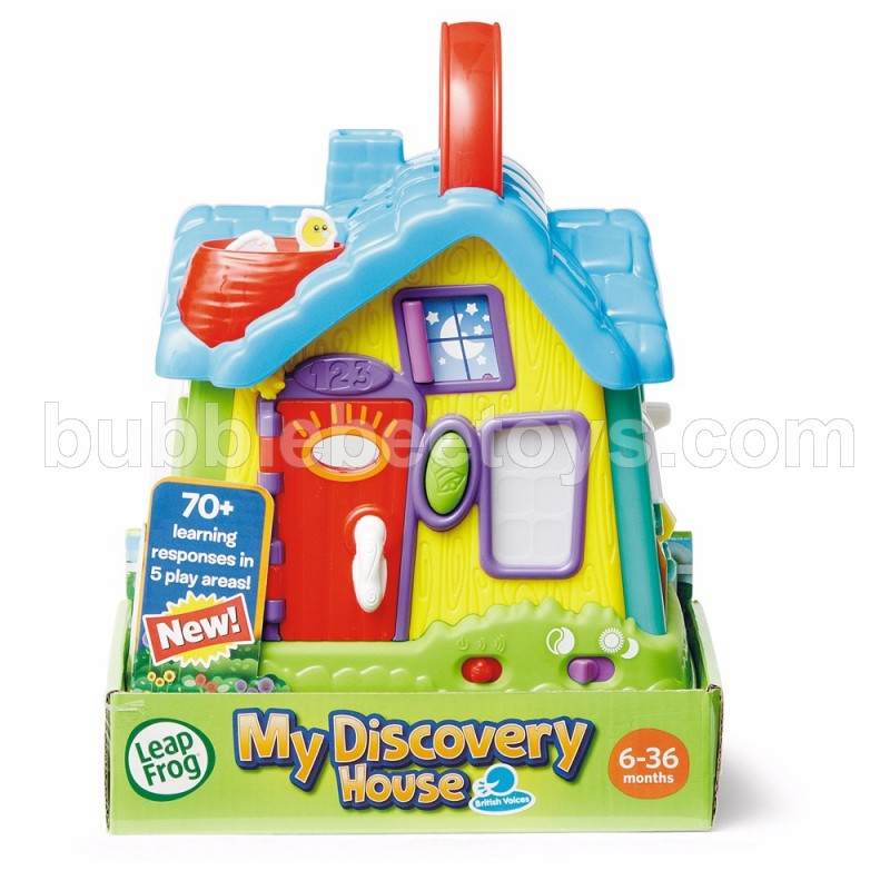Leap Frog - My Discovery House